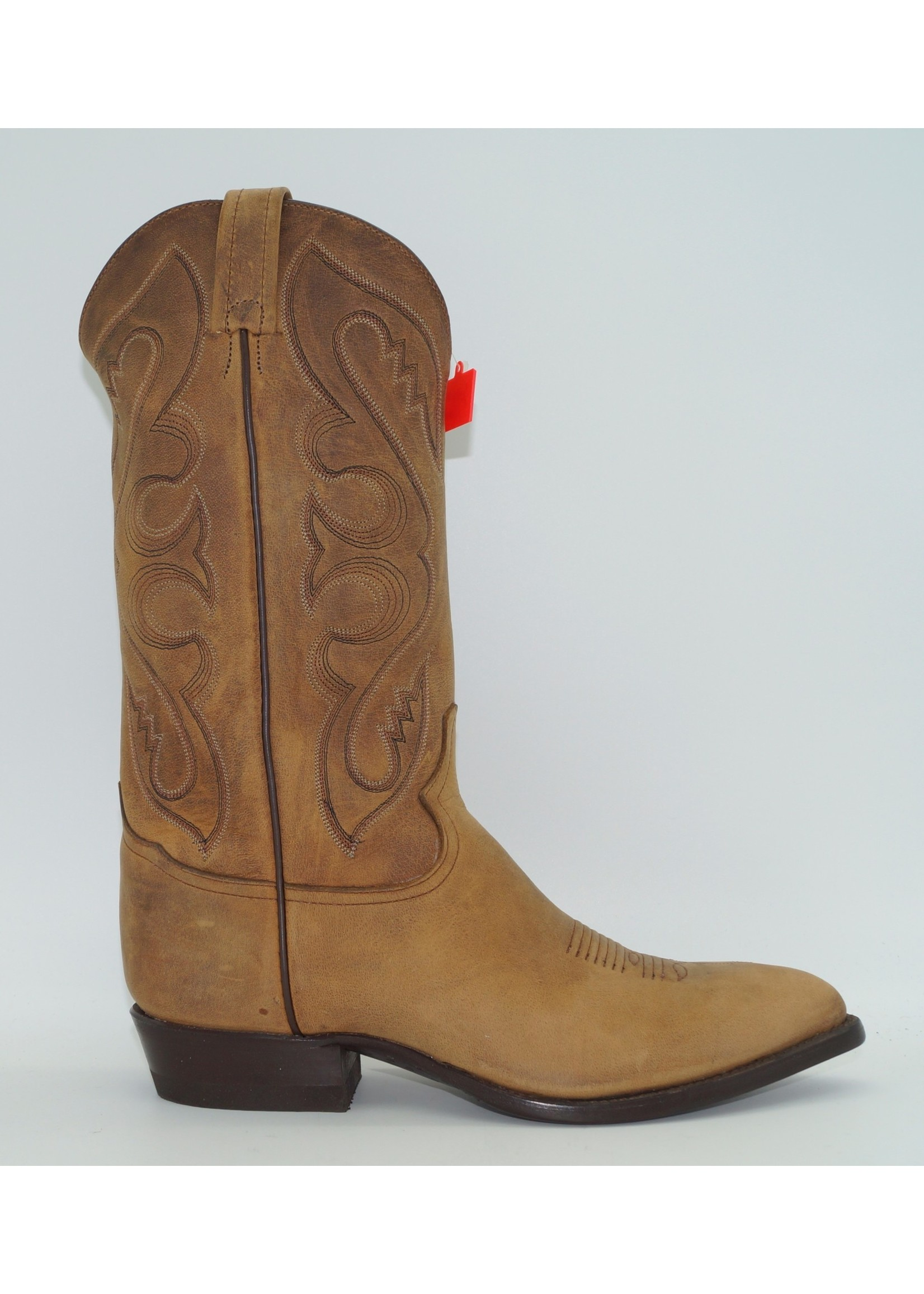 Tony Lama Crazy Horse Tan 6478