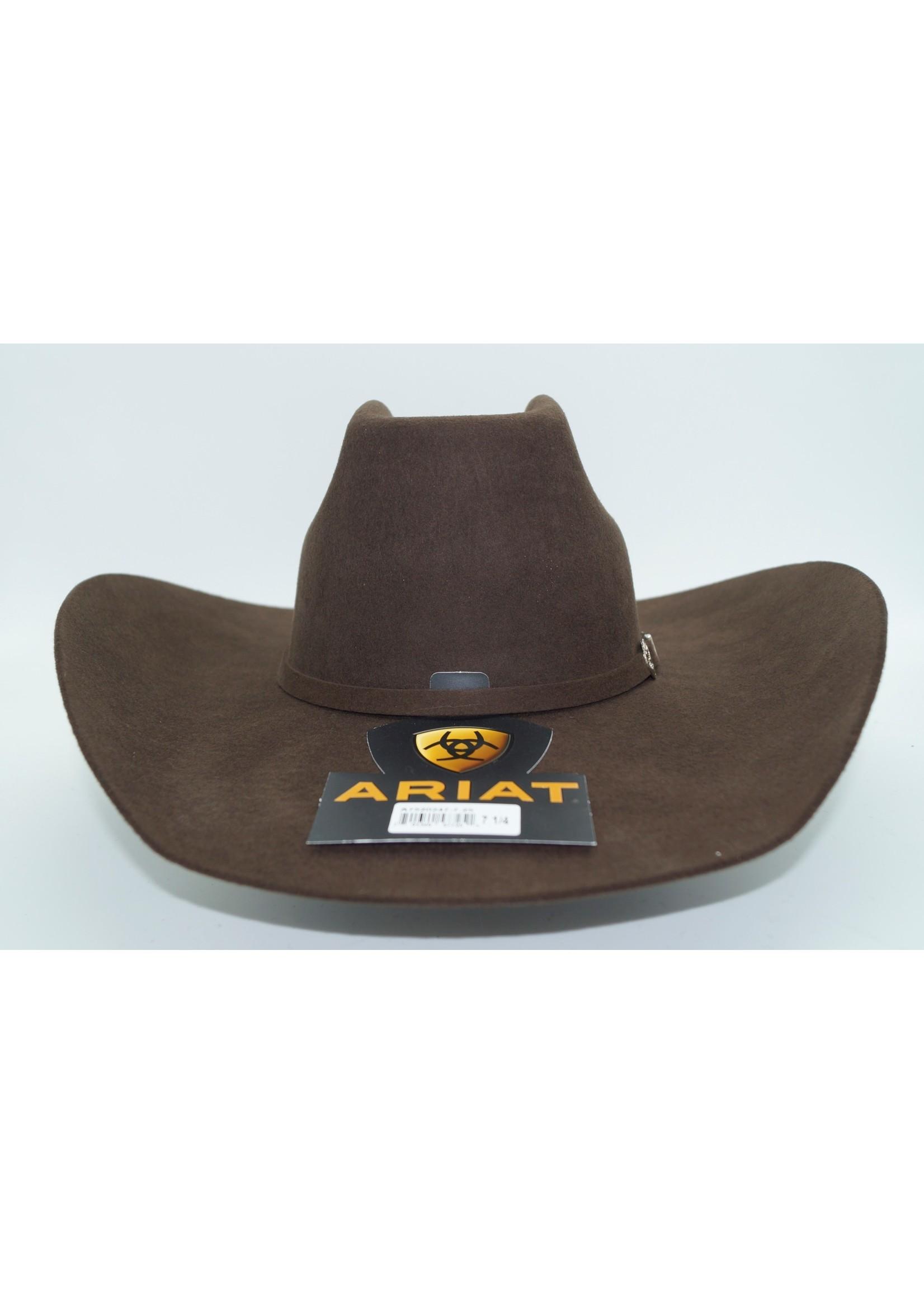 Ariat Wide Cattleman Crease A7520247