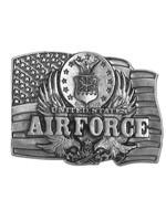 Siskiyou Gifts Air Force Antiqued Belt Buckle C92-BKL