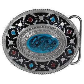 Siskiyou Gifts G257E-Silver Oval