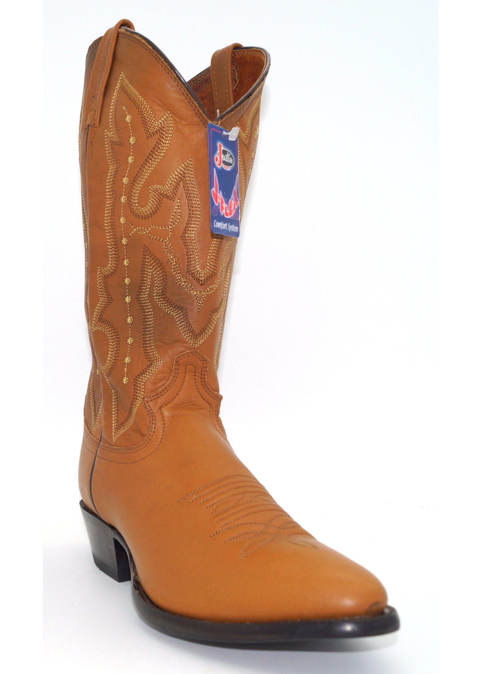 Justin Ranch Calf  Camel 2650