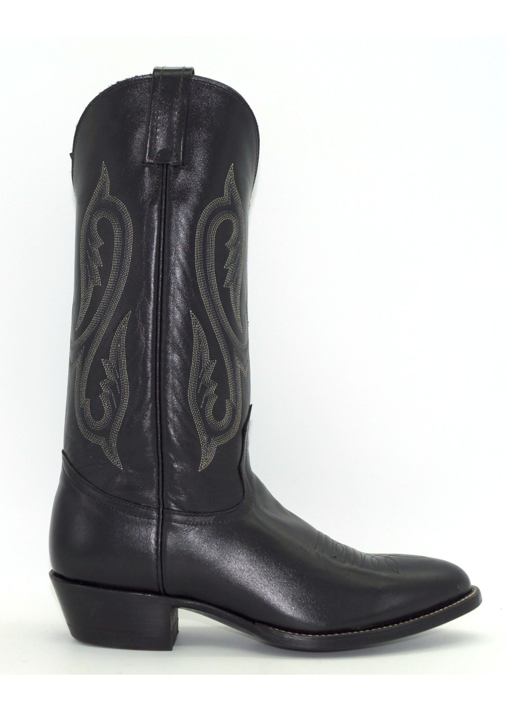 Nocona Black Calf 1800130403