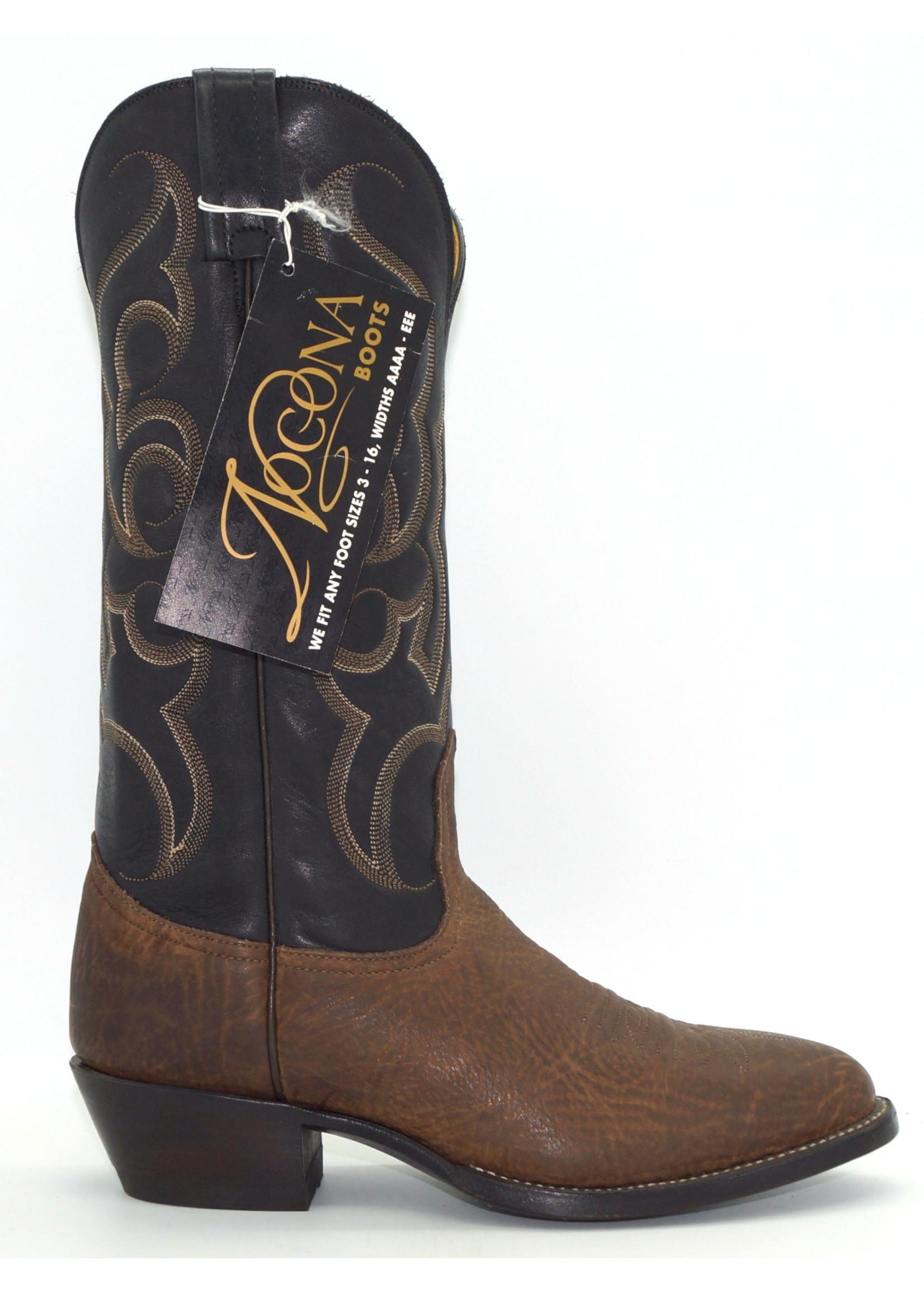 Nocona Dark Brown Toro 6636403