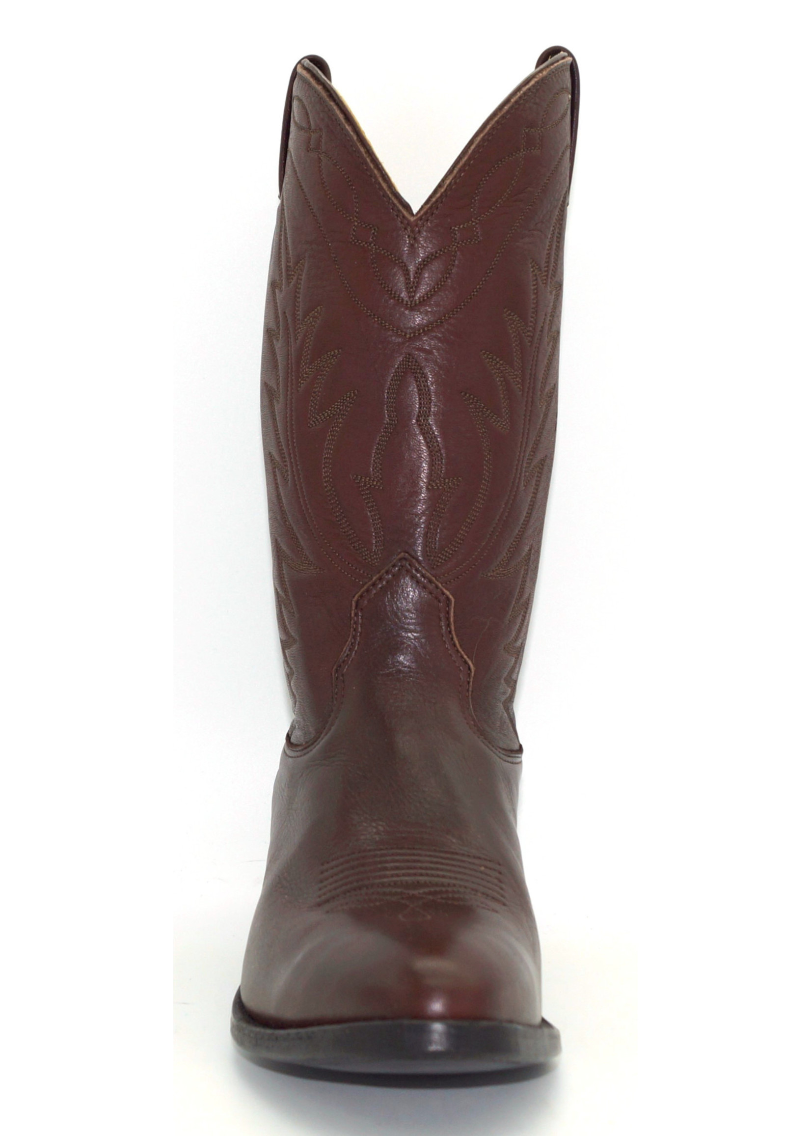 Nocona Medium Brown Deer Tanned 7520403