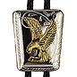 Eagle on Shield Bolo Tie BT-303