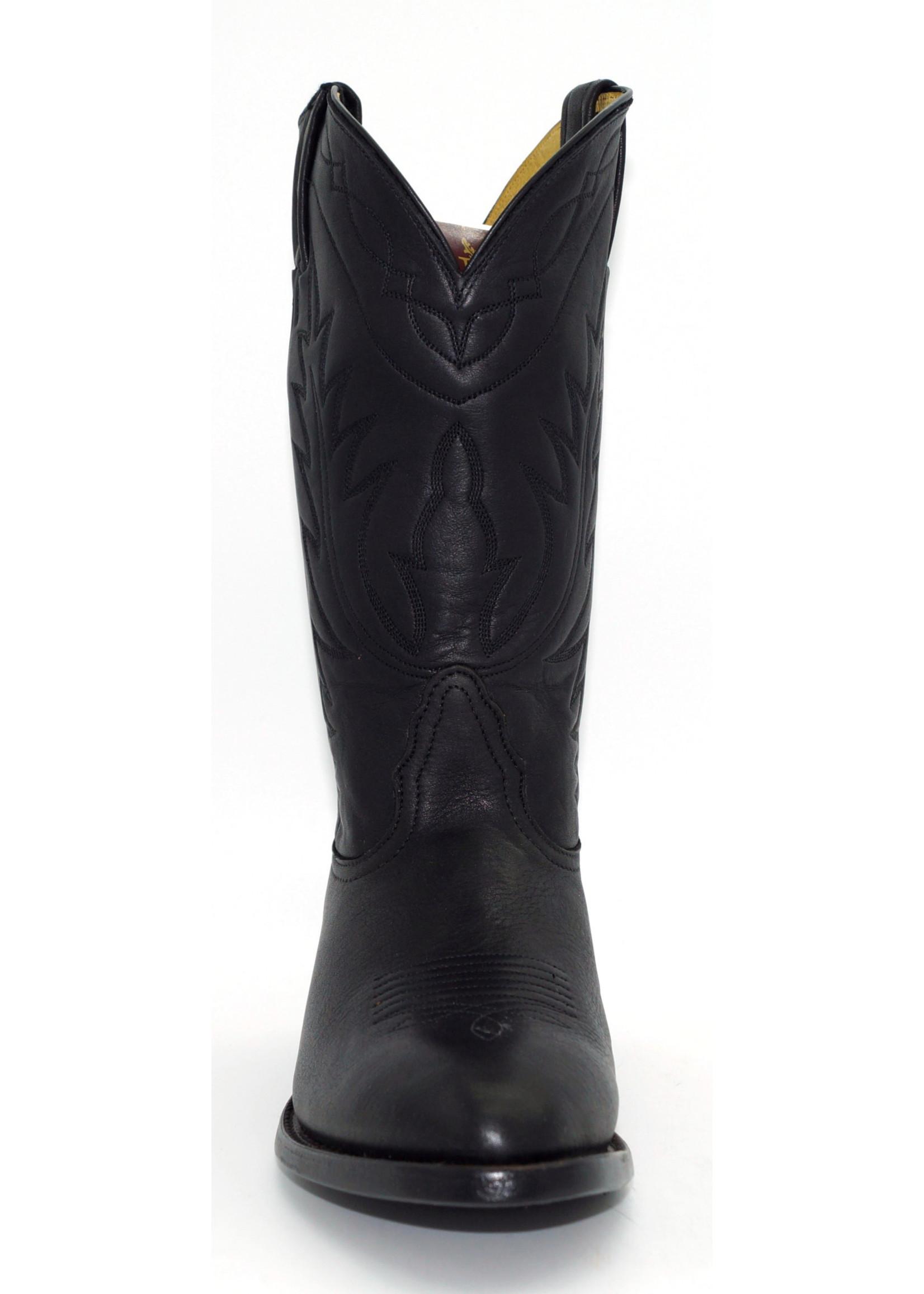 Nocona Men's Black  Deer Tanned 7501403