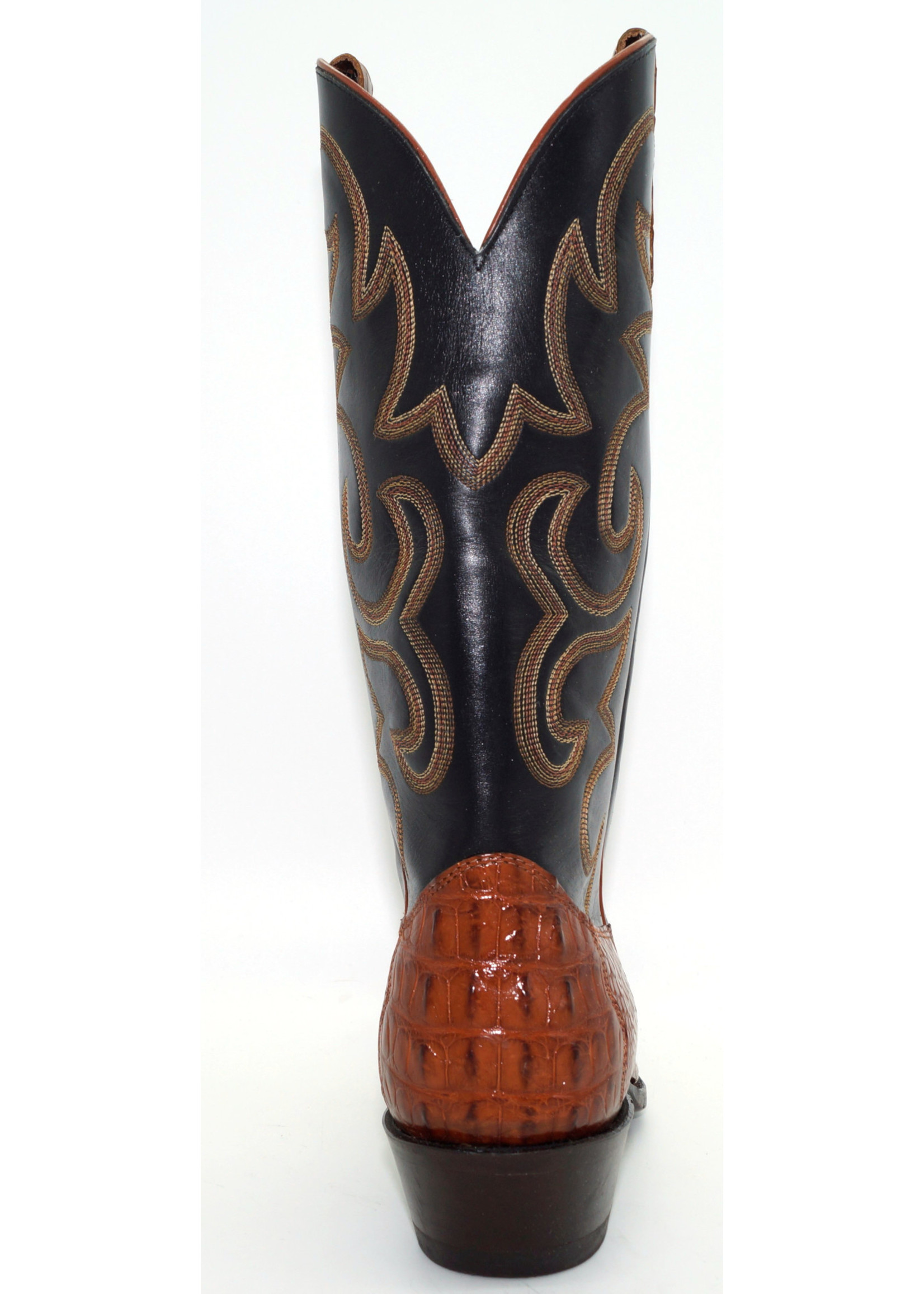 Nocona Men's Genuine Horned Gator Peanut Brittle 424305