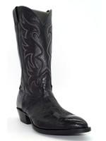Nocona Men's Eel Black Boots 11001403