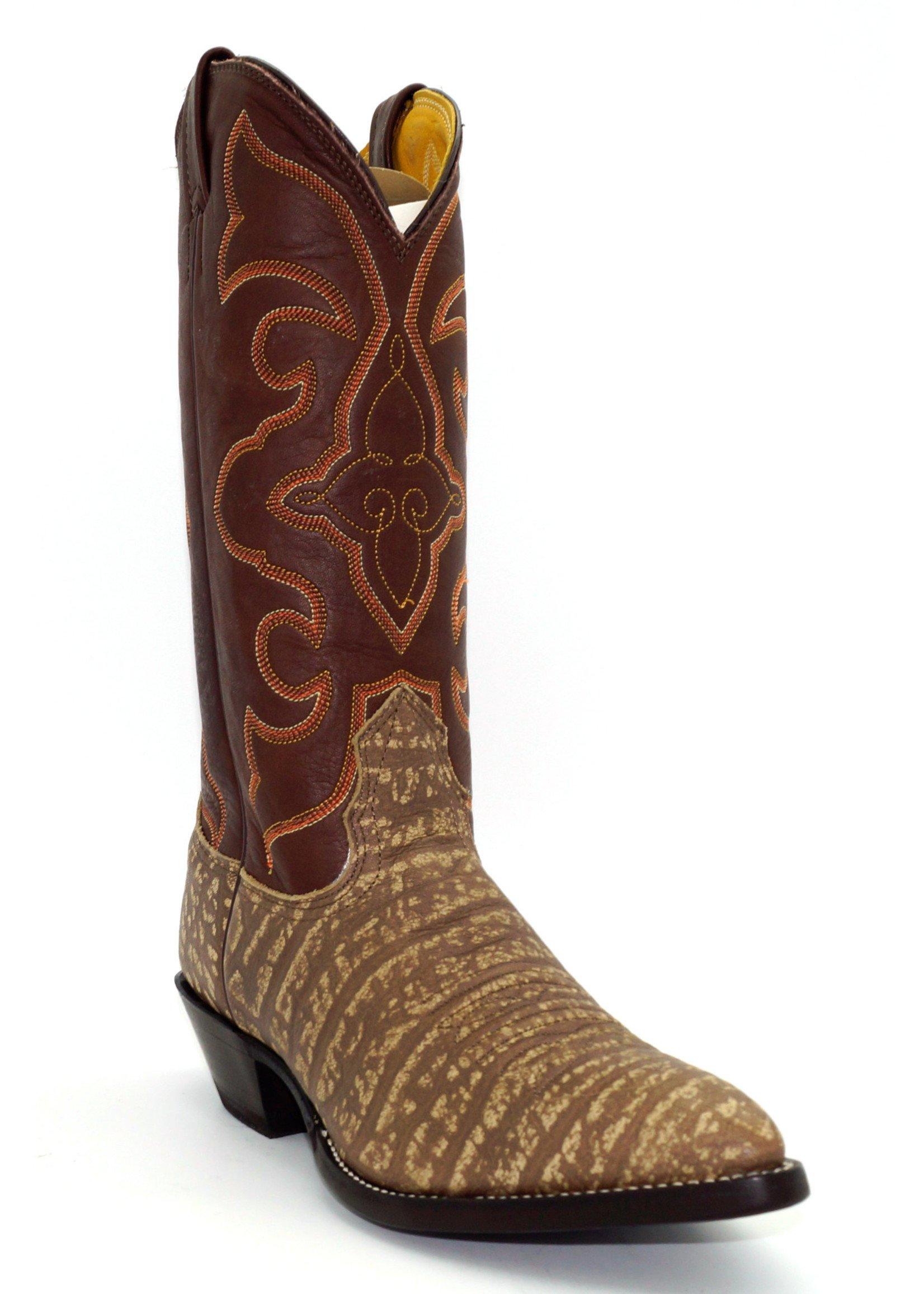 Nocona Men's Buffalo Khaki Boot - 3635305