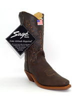 Sage Womens' Western Copper Rivet 4536