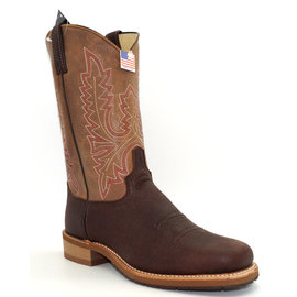 Abilene Men's Bison Two-Toned Western Boot 6844
