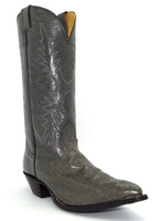 Nocona Kangaroo Grey Pointed Toe 3002305