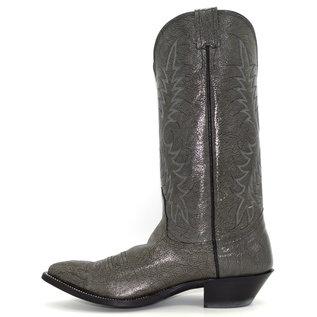 Nocona Kangaroo Grey Pointed Toe 3002305