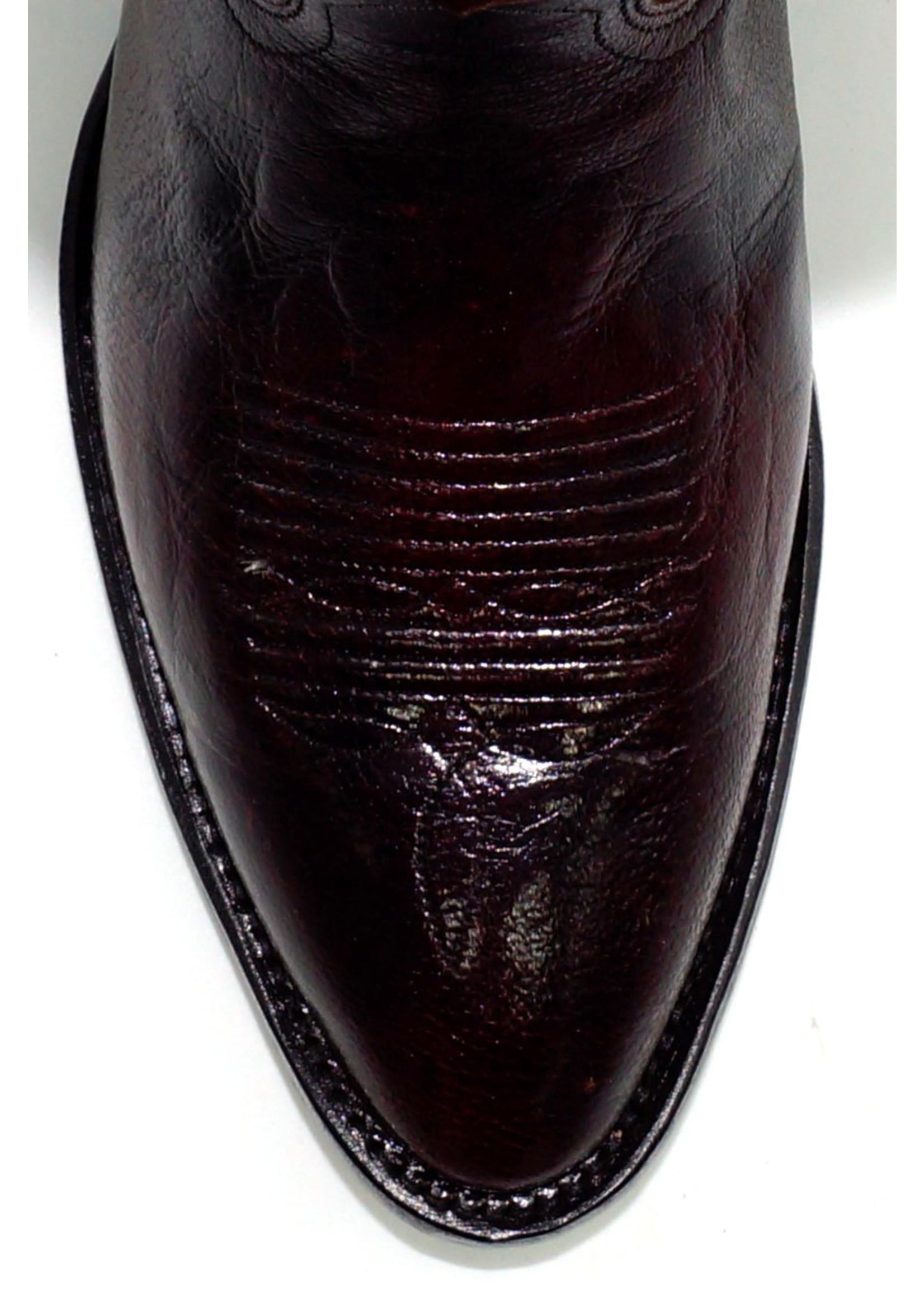 Nocona Black Cherry Goat 4512403