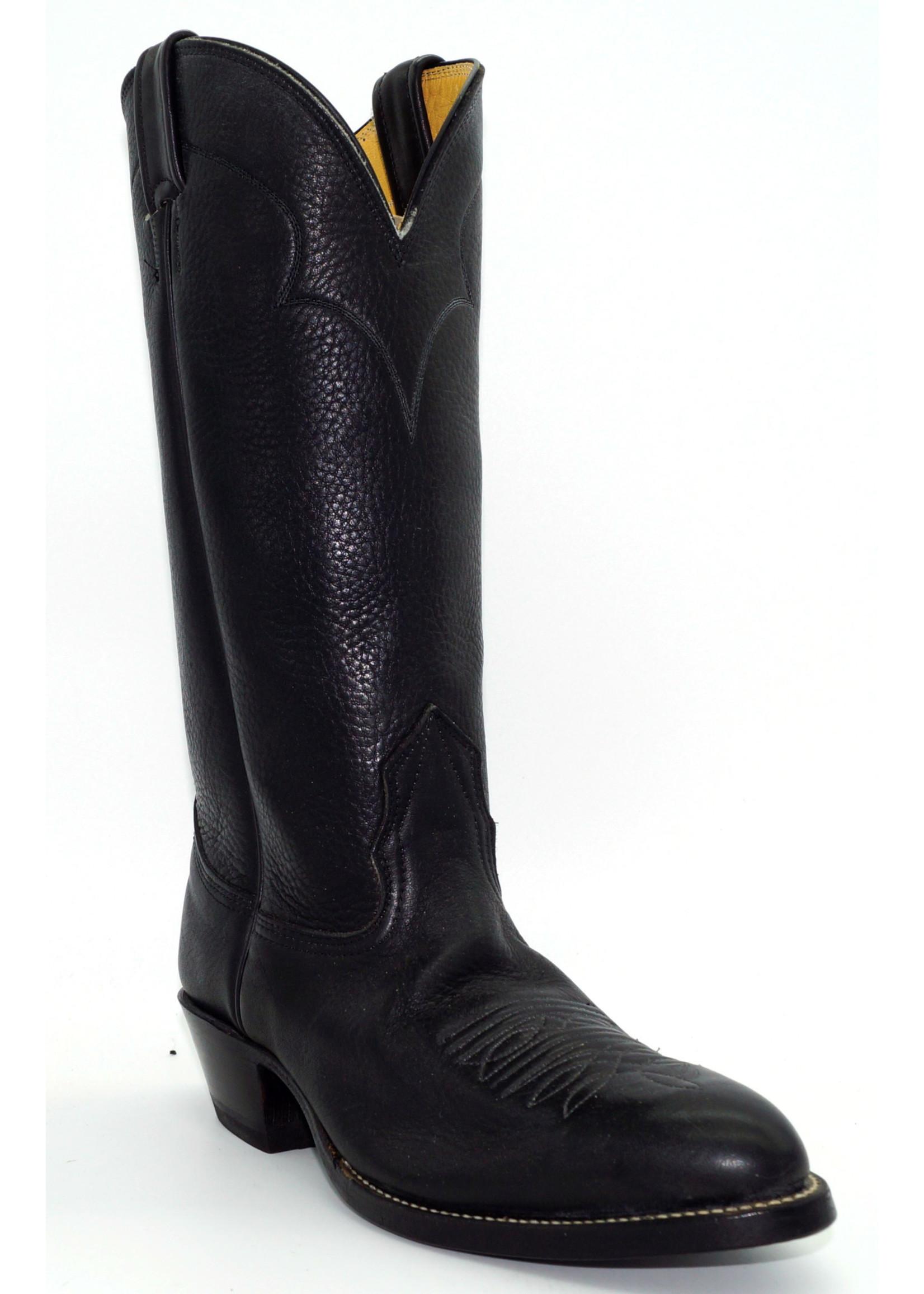 Nocona Men's Elk Western Boots Black 6001403