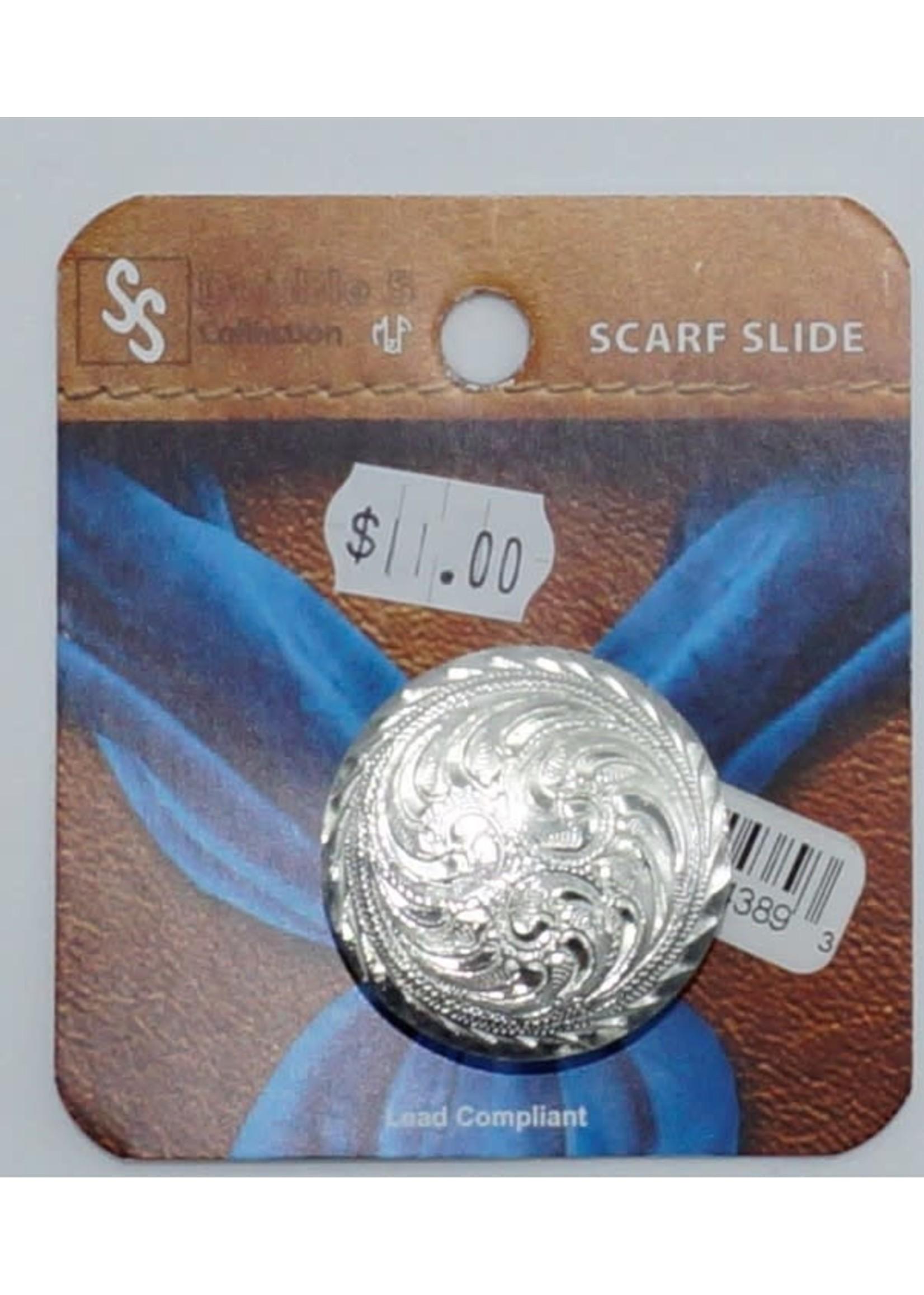 M&F Concho Scarf Slide  - 28062