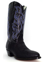 Men's Black Bull Hide Boot - 905