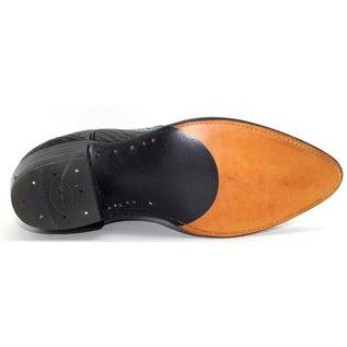 Men's Black Bull Hide Boot - 905