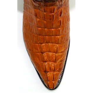 6094- Crock Print / Cognac