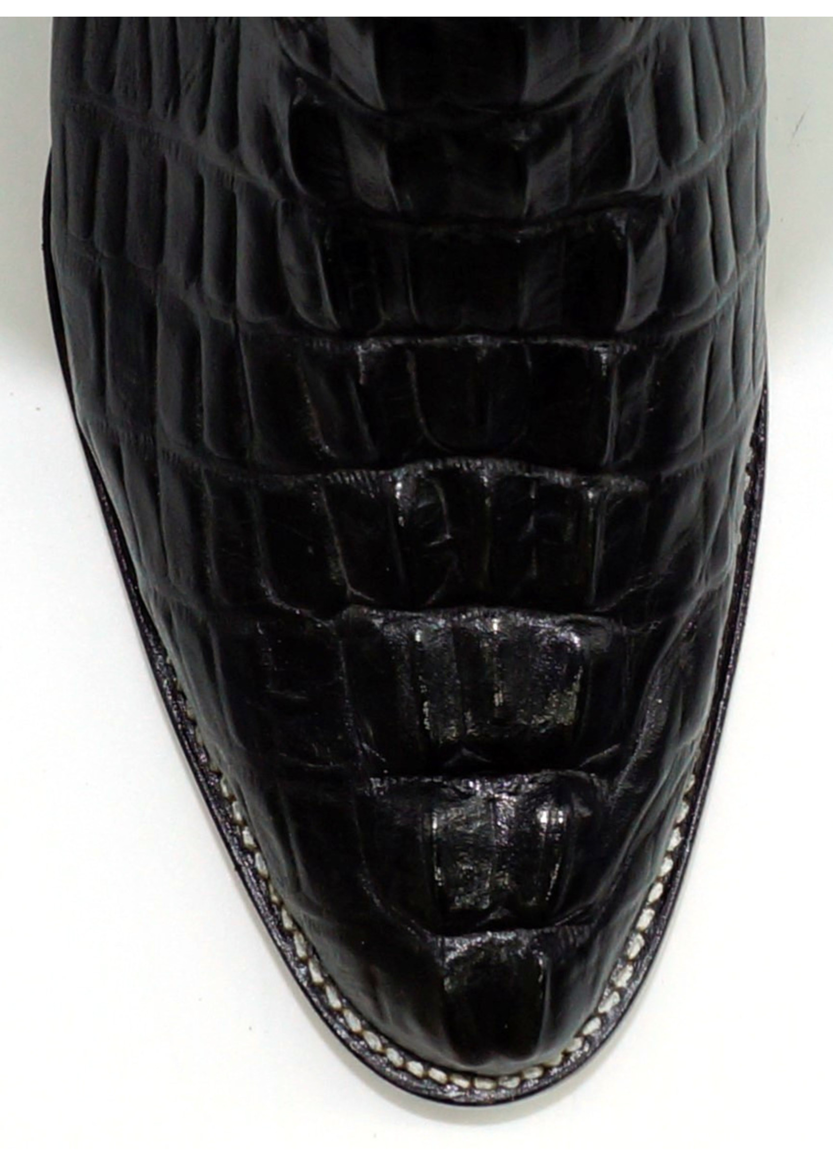 6096- Crock Print / Black