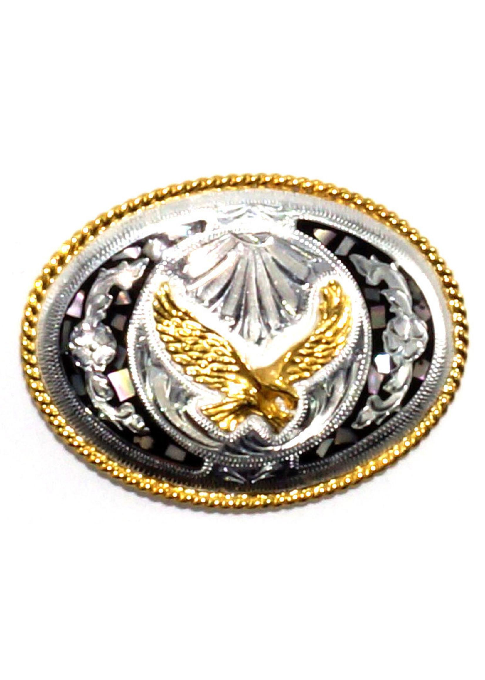FR-810/ Abalone & German Silver Eagle