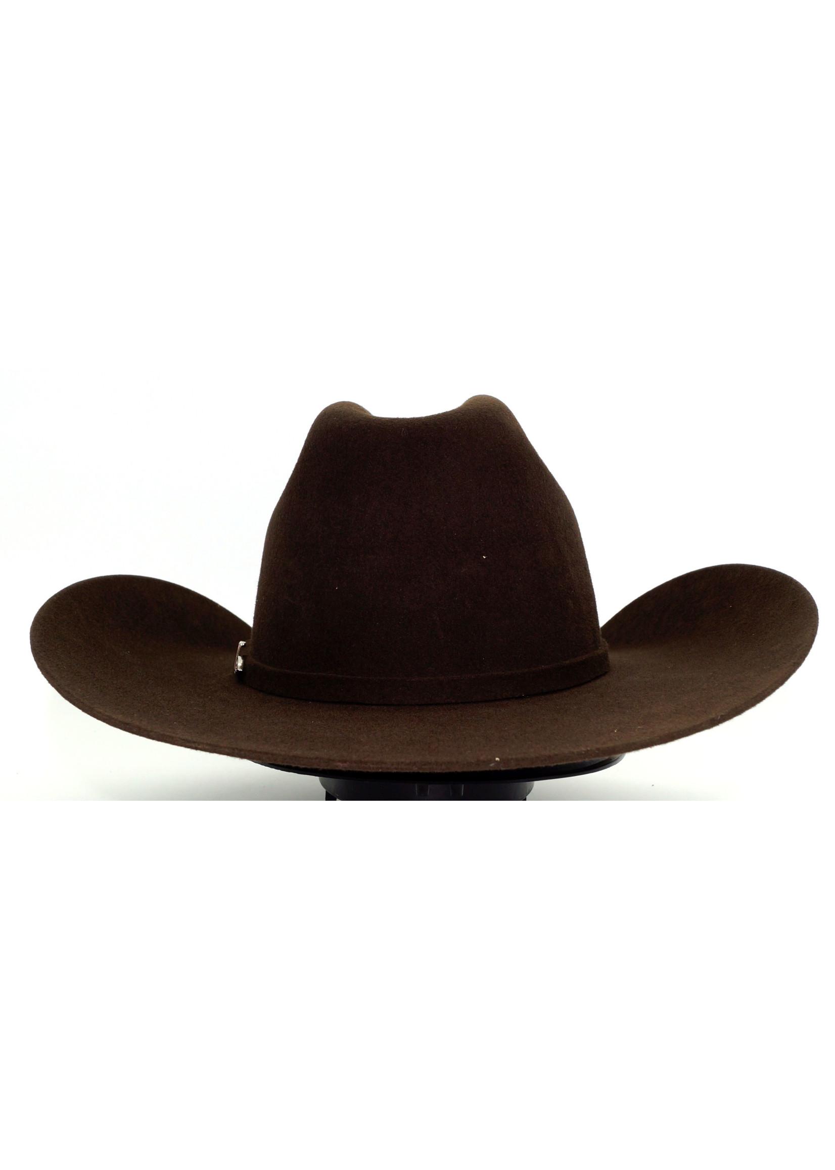 Ariat A7210247 / wool Kids Hat Brown