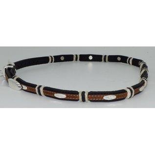 Justin 5303- Stockyards Hatband /Black