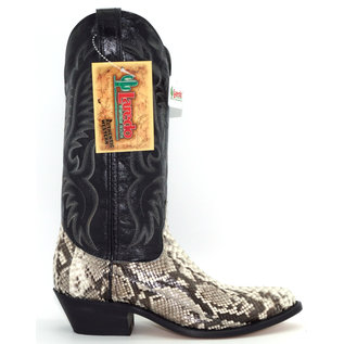 Laredo Men's Key West Python Cowboy Boot - 6751