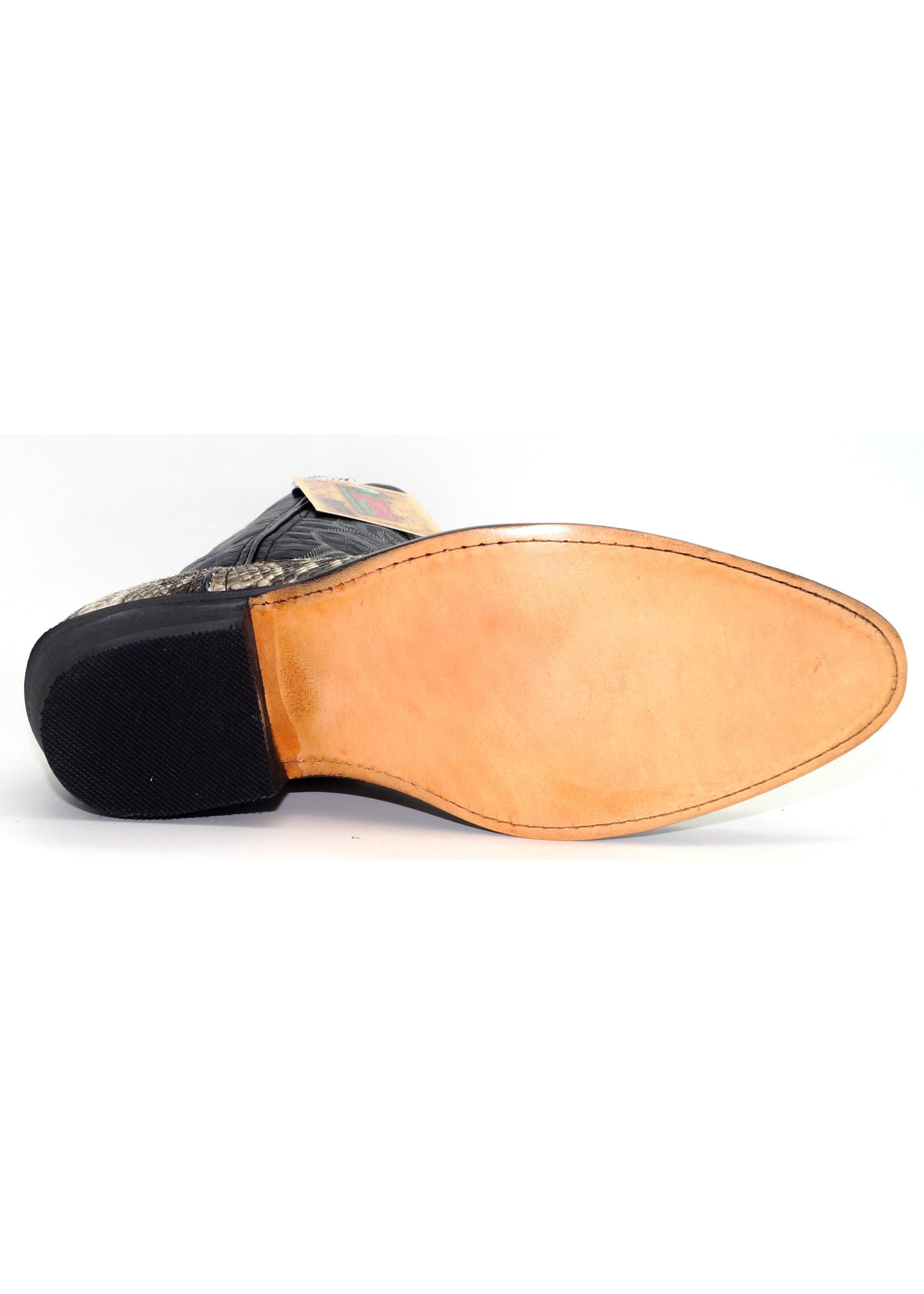 Laredo Men's Key West Python Cowboy Boot - 6751