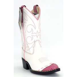 Old West CHILDREN'S OLD WEST WESTERN BOOT 1119WT