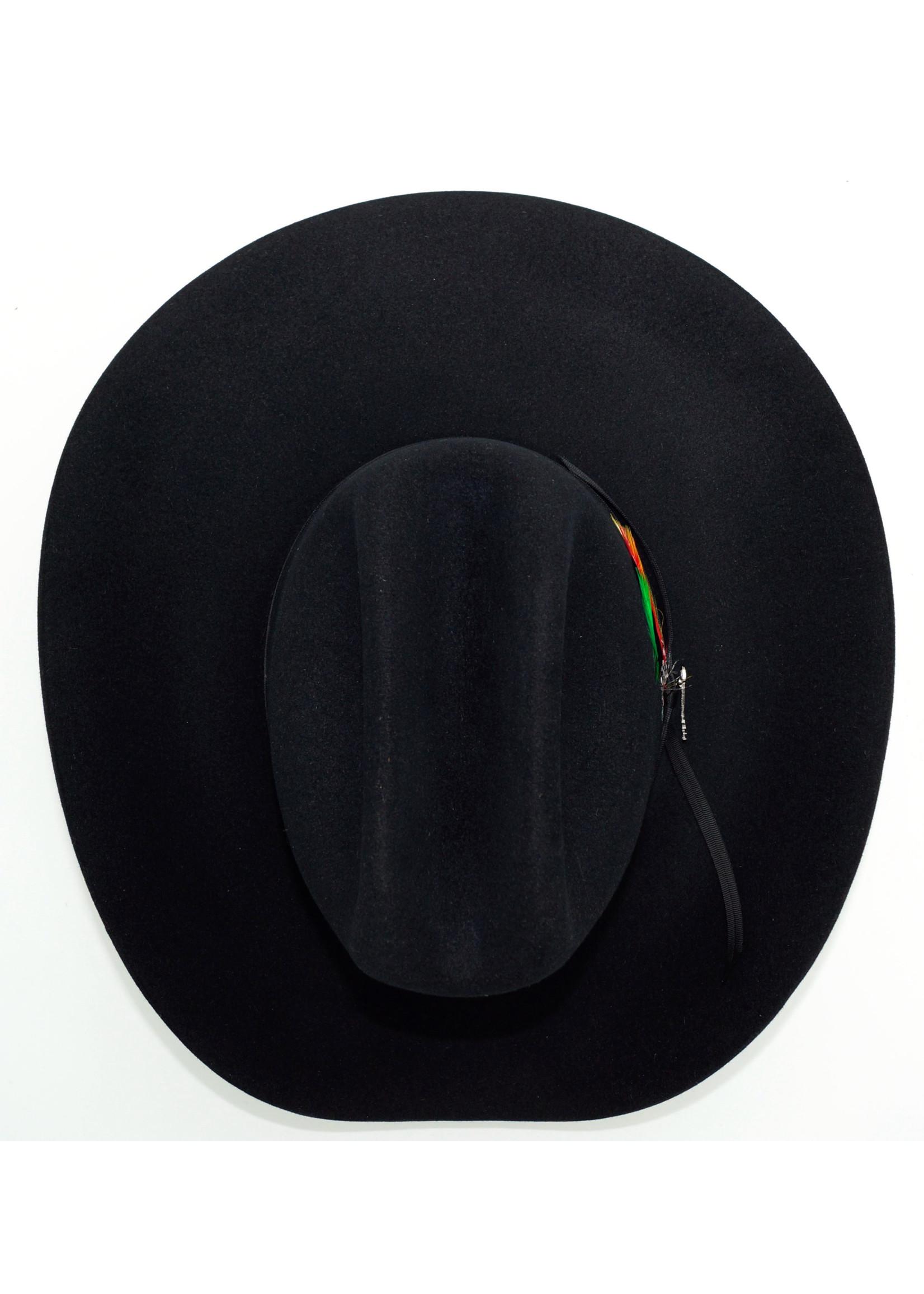 Stetson Rancher Black - 4 inch Brim