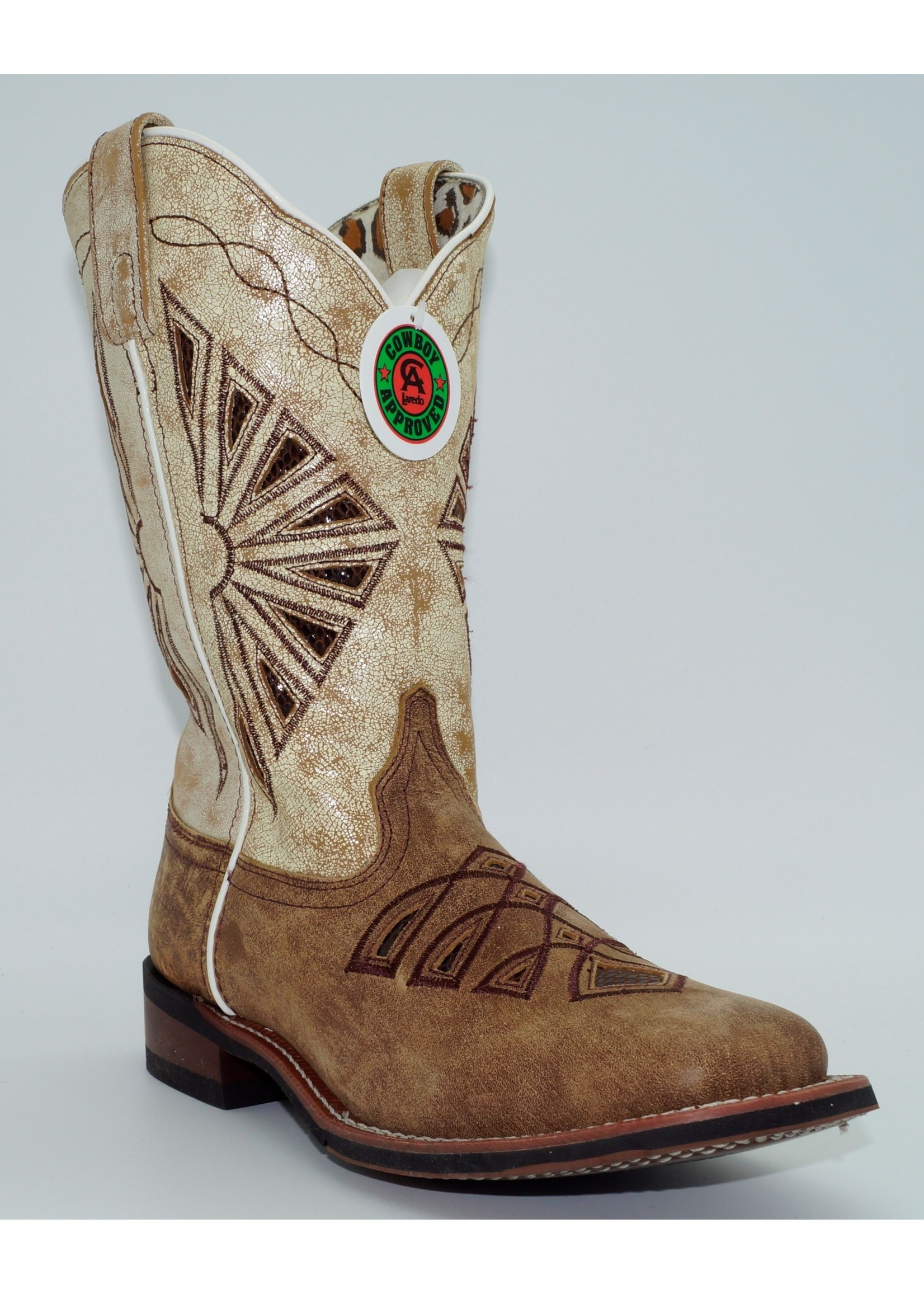 Cowboy Approved WOMEN'S KITE DAYS LEATHER BOOT 5821