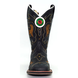 Cowboy Approved WOMEN'S ARIES LEATHER BOOT 5710