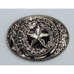 M&F 37004-Roped Edged Texas Seal
