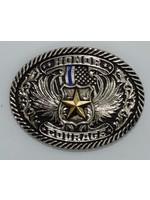 Montana Silversmiths A861- Honor & Courage