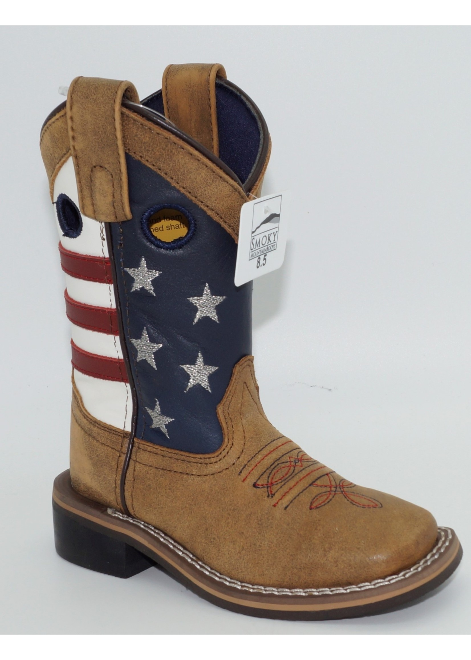 Smokey Mountain 3880C- Child / Stars &  Stripes