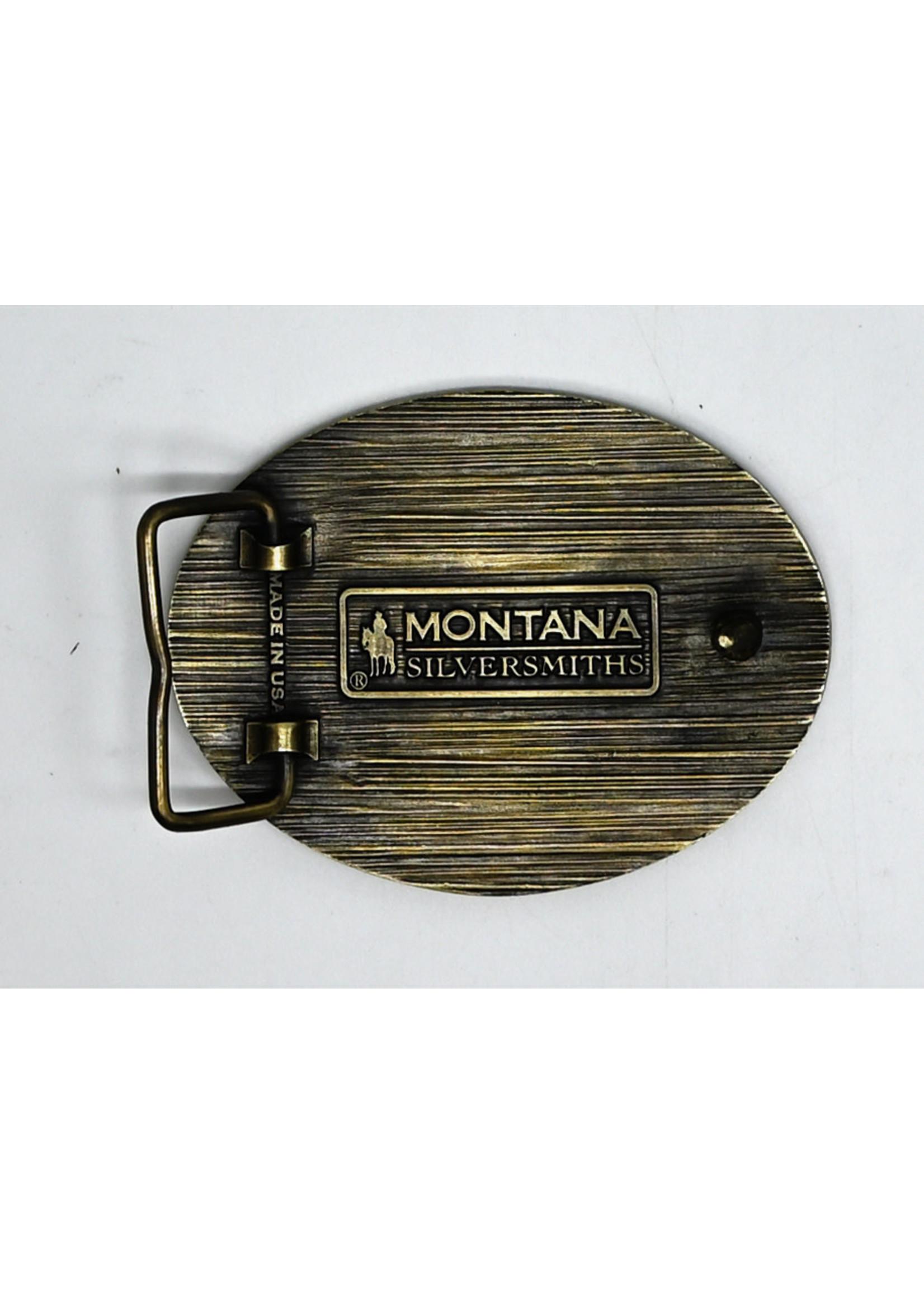 Montana Silversmiths A862- America Strong / EMT Buckle