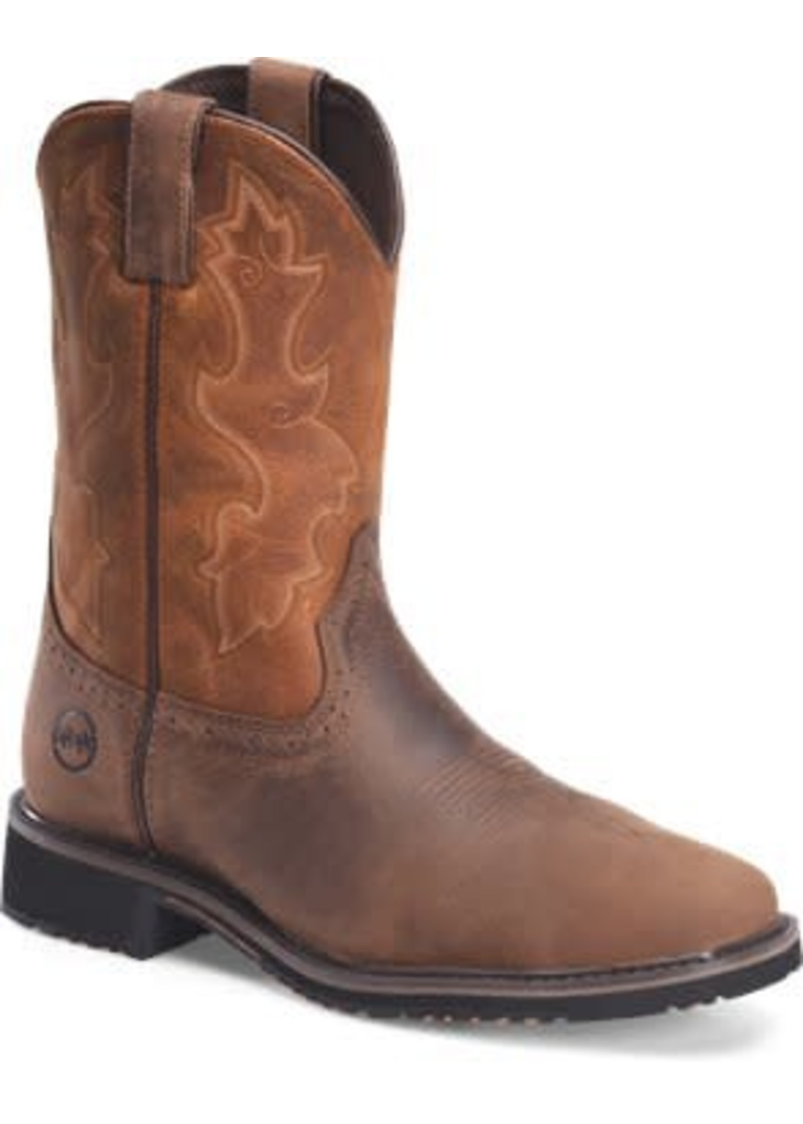 "Double H 11"" Wide Square Comp Toe Roper DH5135"