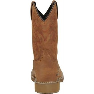 "Double H Men's 11"" Workflex Wide Square Comp Toe Roper DH5143"