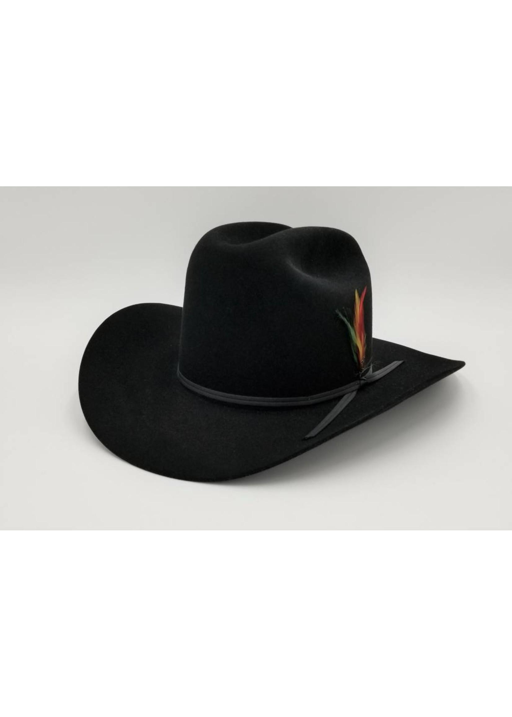 Stetson Rancher Black / 3 1/2 Brim