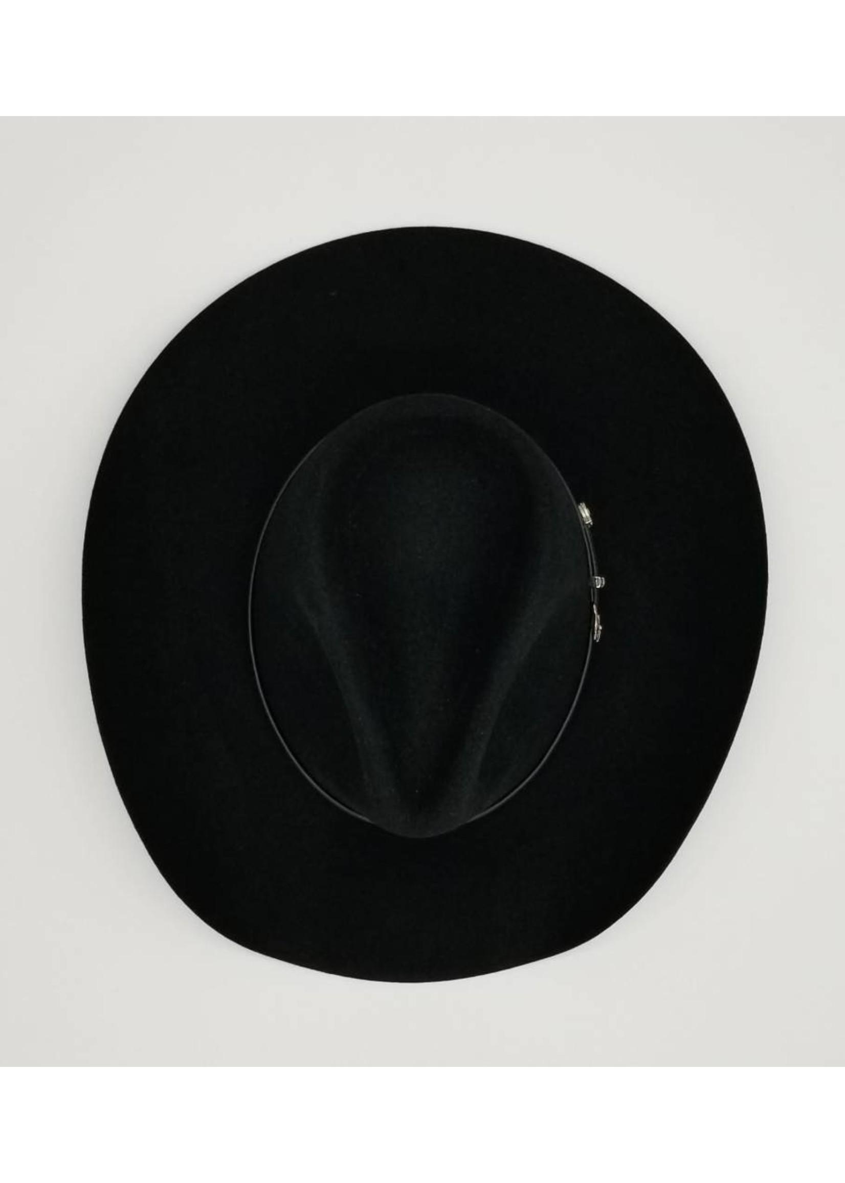 Stetson Seneca Black SBSNCA 4134