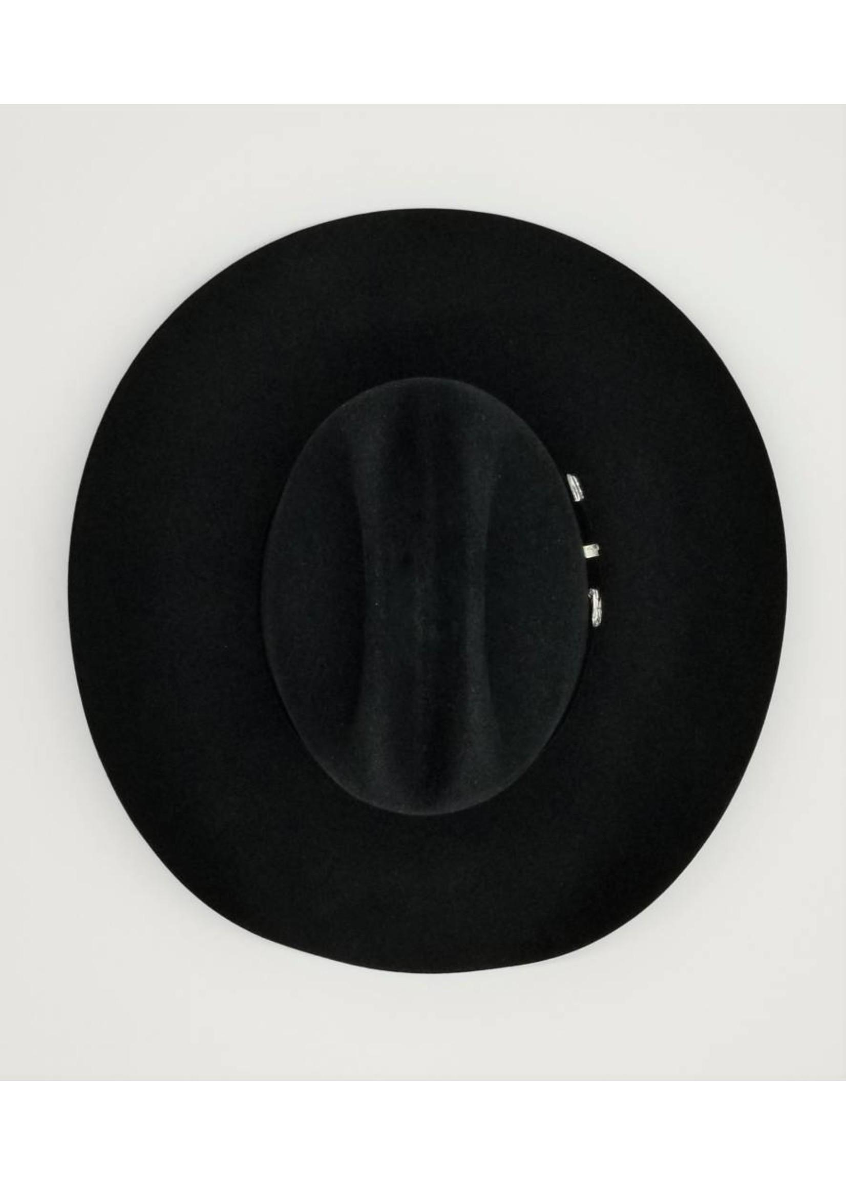 Stetson Lariat Black FLRAT-754007