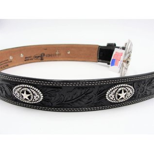 Justin C12423 - 5 Star Ranch Belt