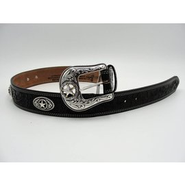 Justin C12423 - 5 Star Ranch Belt