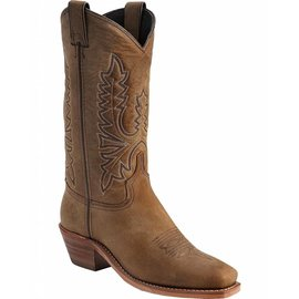 Abilene Women's Oiled Cowhide Cowgirl Boot Square Toe - 9011