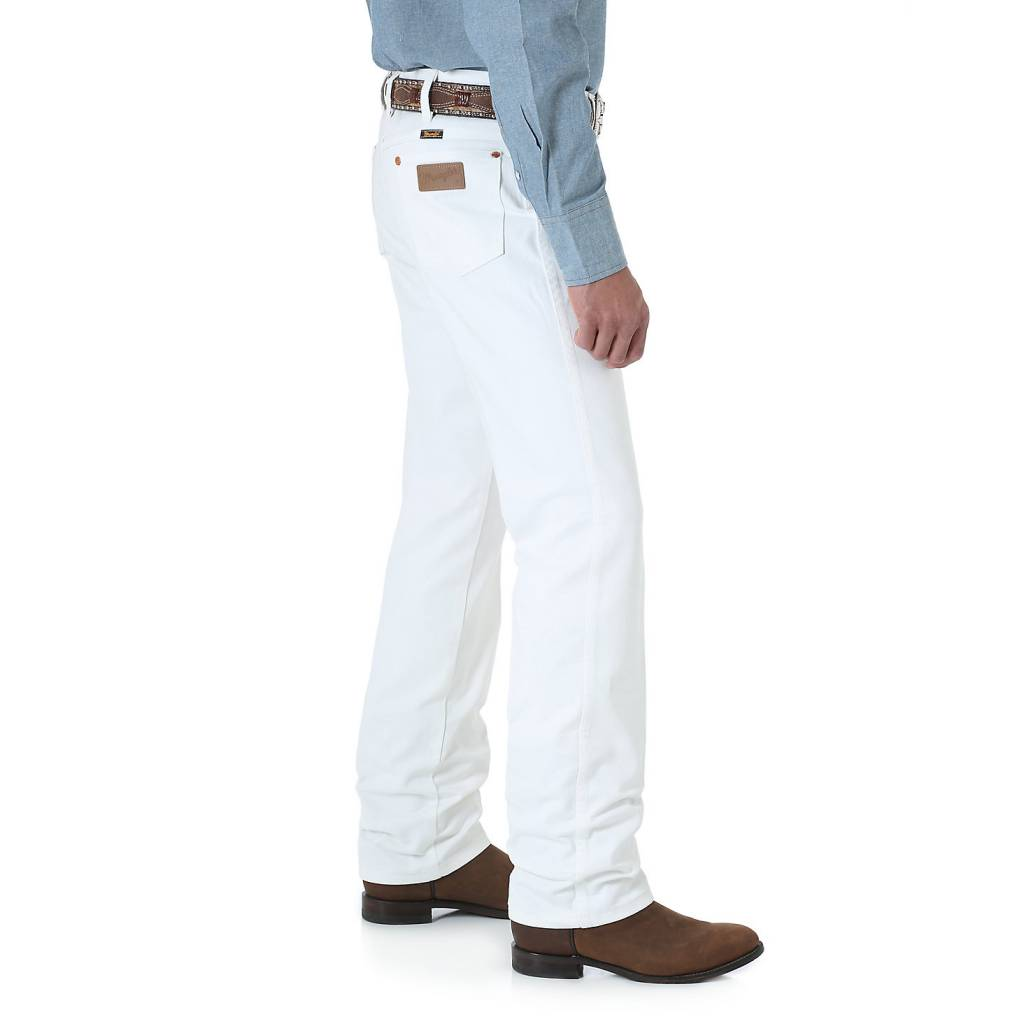 49833d8a401 Wrangler - WRANGLER® COWBOY CUT® SLIM FIT JEAN 936WHI