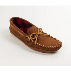 Minnetonka DOUBLE BOTTOM FLEECE 773