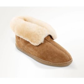 Minnetonka SHEEPSKIN ANKLE BOOT 3351
