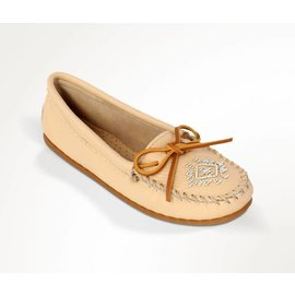 Minnetonka DEERSKIN BEADED MOC 57
