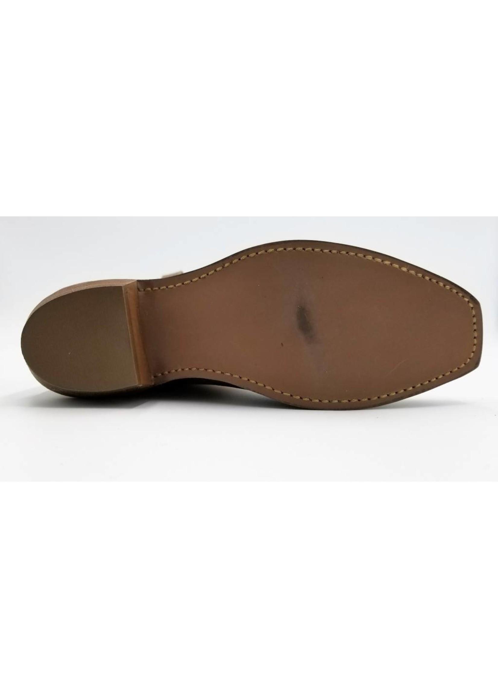 """Sage Sage Men's 12"""" Leather Eagle Boot 4741"""